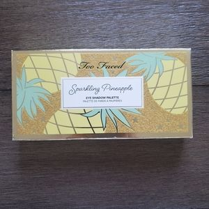 Too faced sparkling pinapple pallete